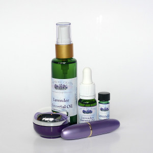 Our Full Line of Lavender essential oil aromatherapy products
