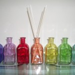 Enjoy a large version of our aroma sticks and lavender fragrance oils.