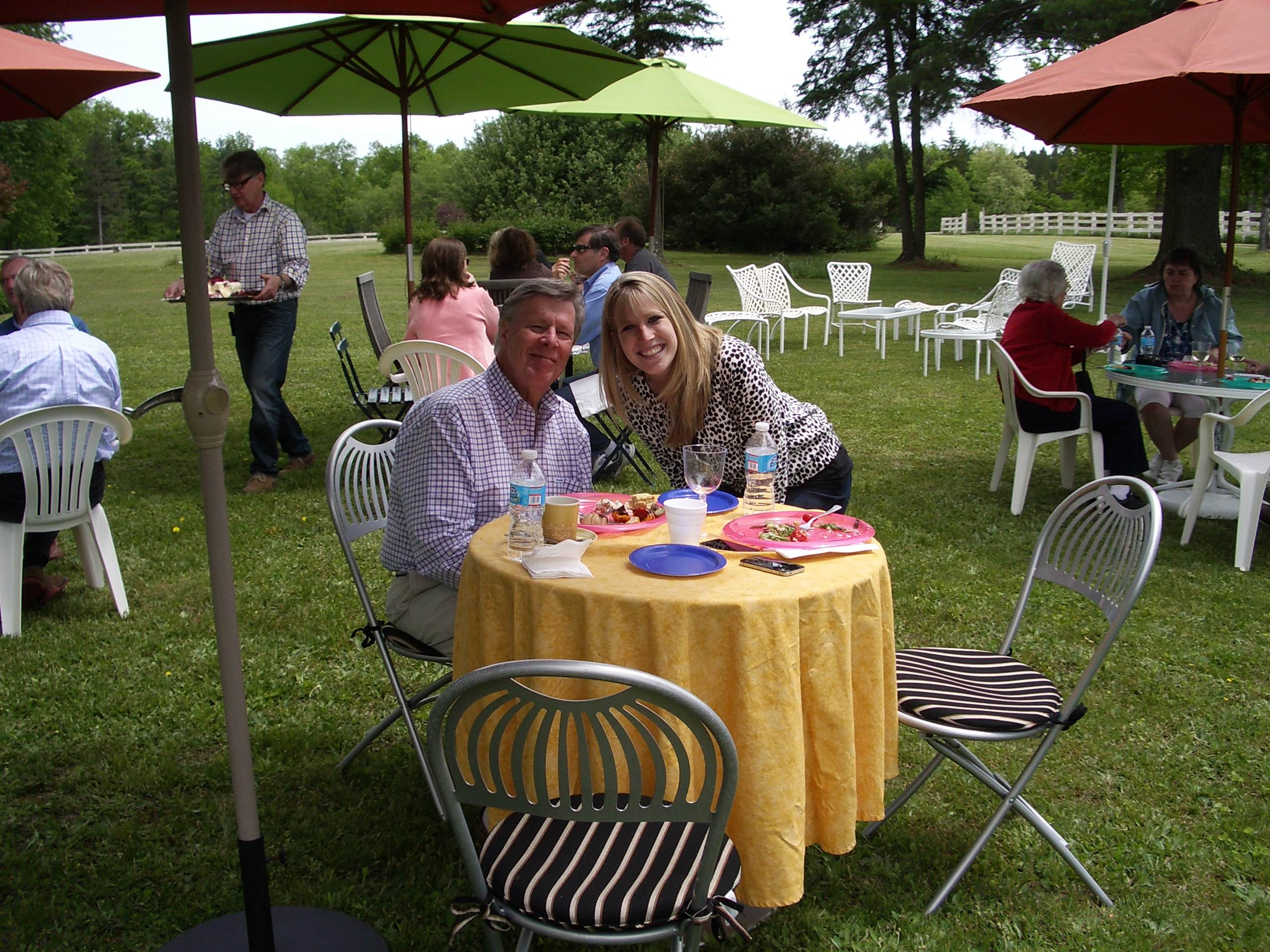 Host your special occasion at Lavender Green farm in Knox, Pa.