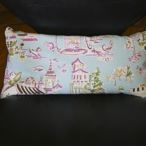 Microwavable lavender pillow