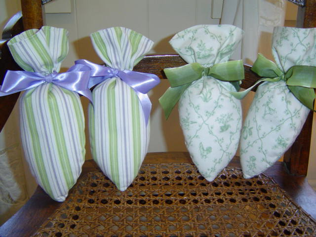 Lavender Scented Green Shoe Stuffers By Lavender Green