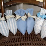 Lavender Scented Blue Shoe Stuffers By Lavender Green