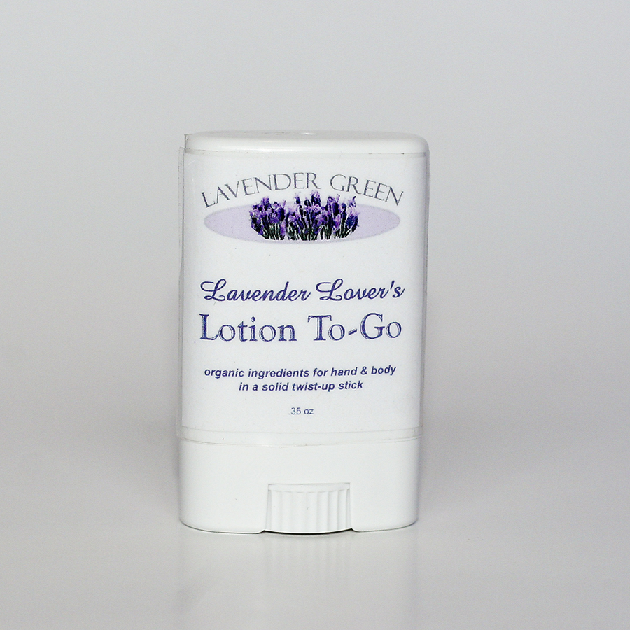 Lavender Lotion-to-go