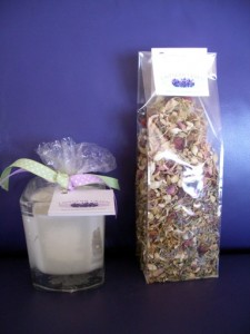Beautiful Lavender Gift Set
