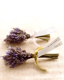 Our Dried Lavender Favors will add a beautiful touch to your next event.