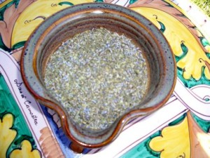 Bowl of Herbs de Provence